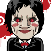 Jigsaw billy the puppet